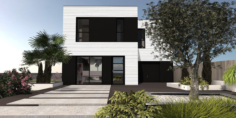 Maison  5 pièces + Terrain 400 m² Colombes par PRIMOBOIS HAUTS DE SEINE
