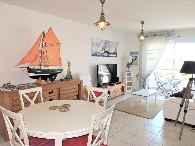 Superbe appartement avec WIFI, petite vue mer à TREGASTEL