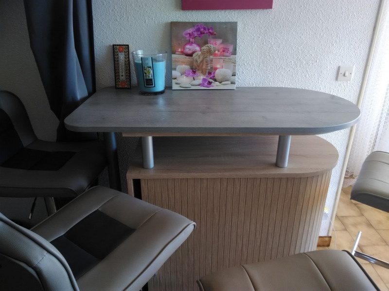 Location vacances Canet-en-Roussillon -  Appartement - 5 personnes - Salon de jardin - Photo N° 1