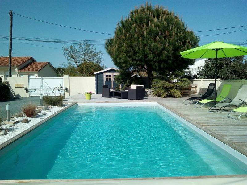 Location vacances Bourcefranc-le-Chapus -  Maison - 8 personnes - Barbecue - Photo N° 1