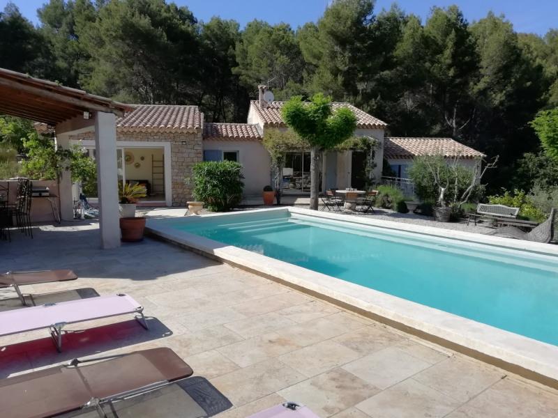Location vacances La Cadière-d'Azur -  Maison - 8 personnes - Jardin - Photo N° 1