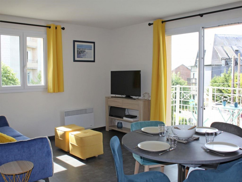 Holiday rentals Trouville-sur-mer - Apartment - 6 persons - Lift - Photo N° 1