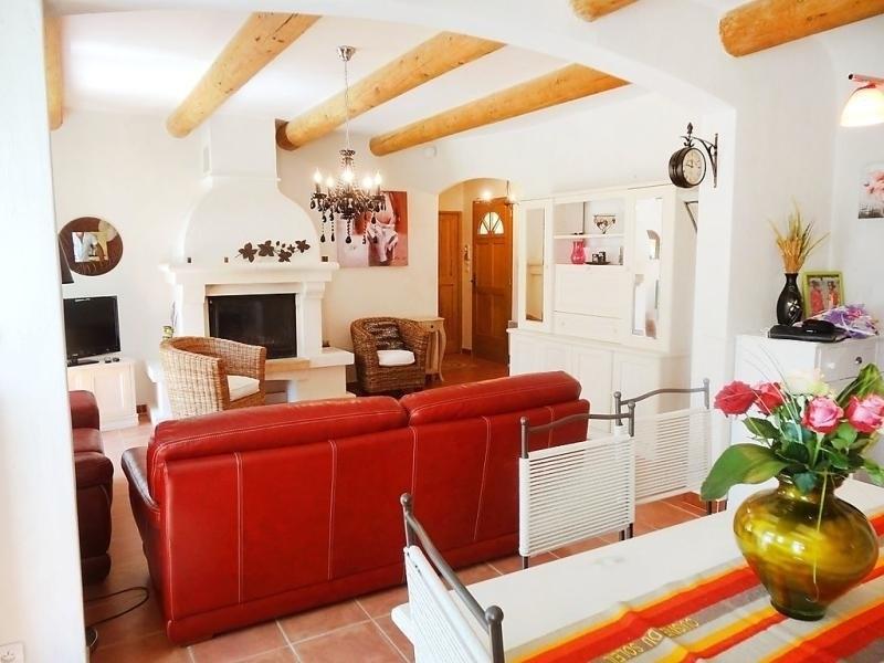 Location vacances Roussillon -  Maison - 6 personnes - Barbecue - Photo N° 1