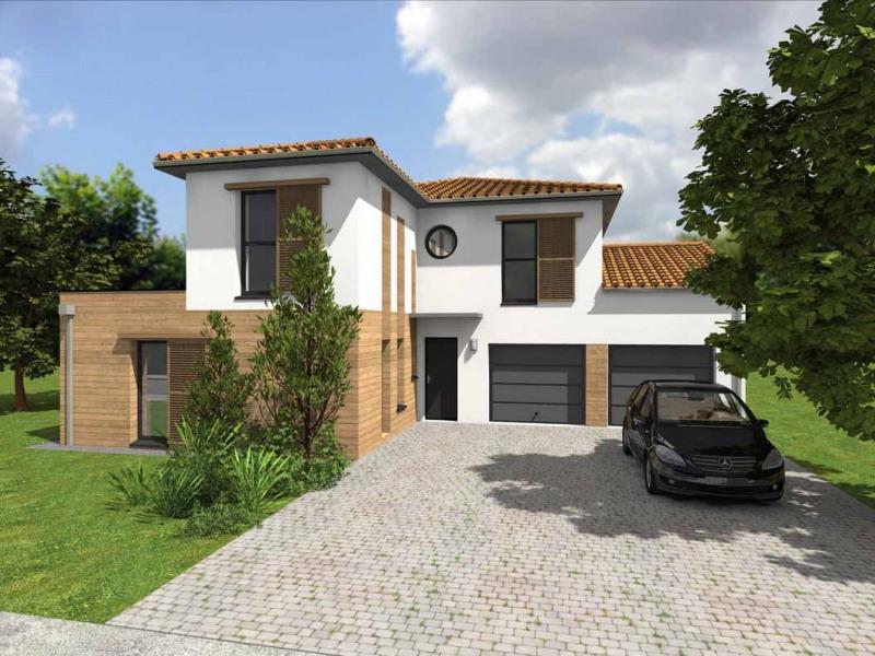 Maison  7 pièces + Terrain 853 m² Saint-Pierre-du-chemin par ALLIANCE CONSTRUCTION LES HERBIERS