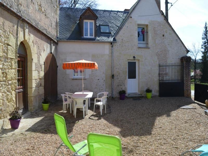 Location vacances Nazelles-Négron -  Maison - 5 personnes - Barbecue - Photo N° 1