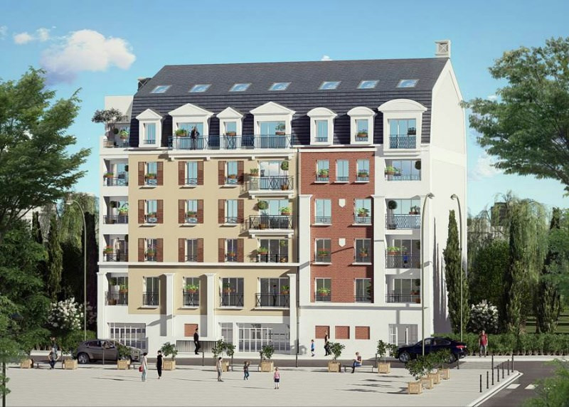 Investissement Appartement 86,9m² Romainville