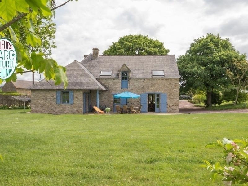 Location vacances Herbignac -  Maison - 9 personnes - Barbecue - Photo N° 1