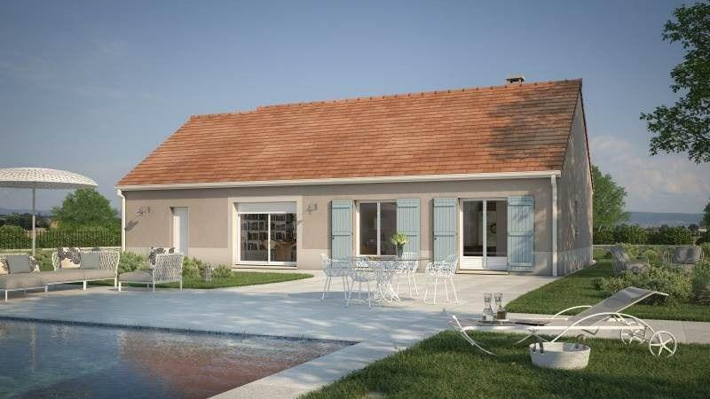 Maison  6 pièces + Terrain 1270 m² Saint-Flavy par MAISONS FRANCE CONFORT