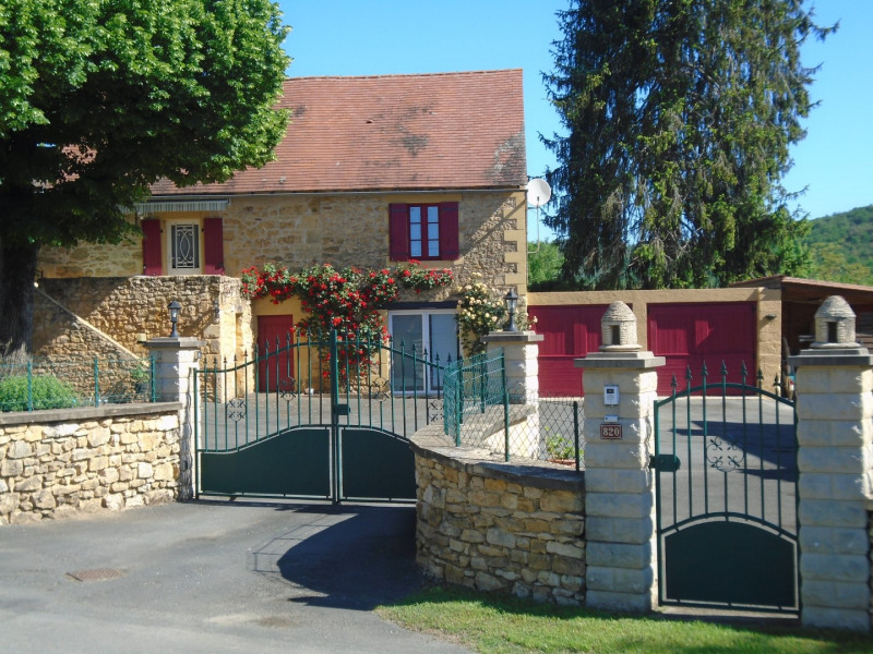 Holiday rentals Vitrac - House - 8 persons - BBQ - Photo N° 1