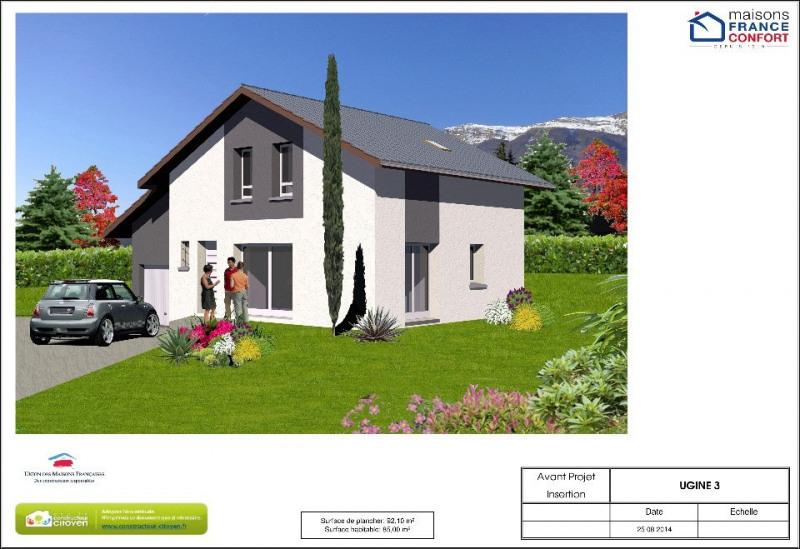 Maison  5 pièces + Terrain 500 m² Ugine par MAISONS FRANCE CONFORT
