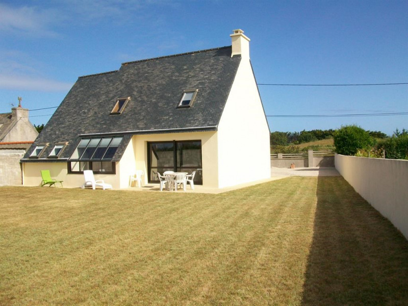Holiday rentals Cléder - House - 5 persons - BBQ - Photo N° 1