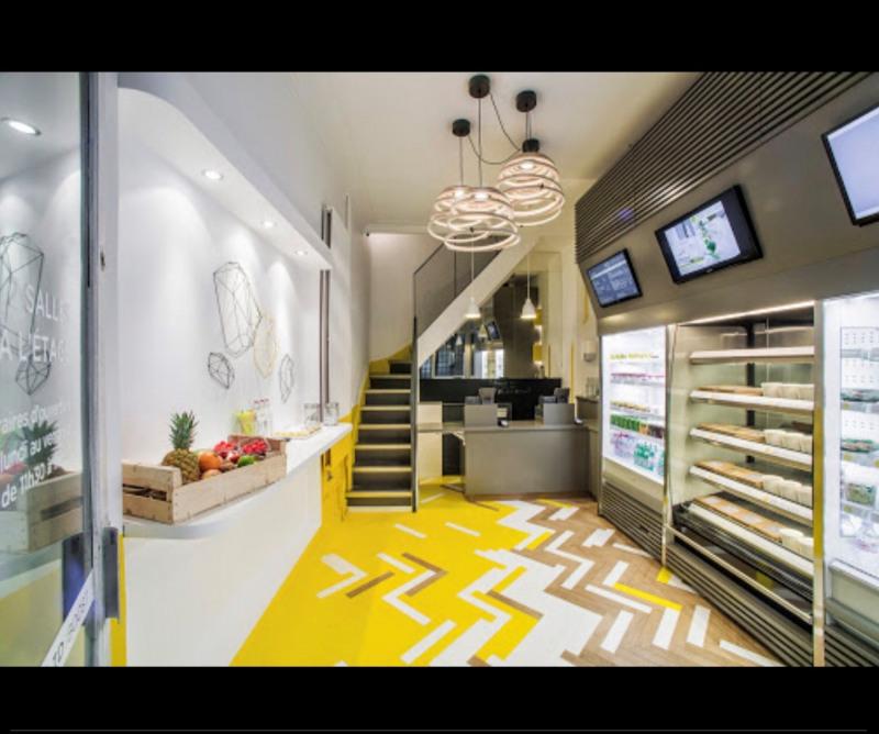 Fonds de commerce Café - Hôtel - Restaurant Paris 2ème