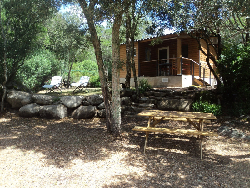 Holiday rentals Porto-Vecchio - House - 6 persons - BBQ - Photo N° 1