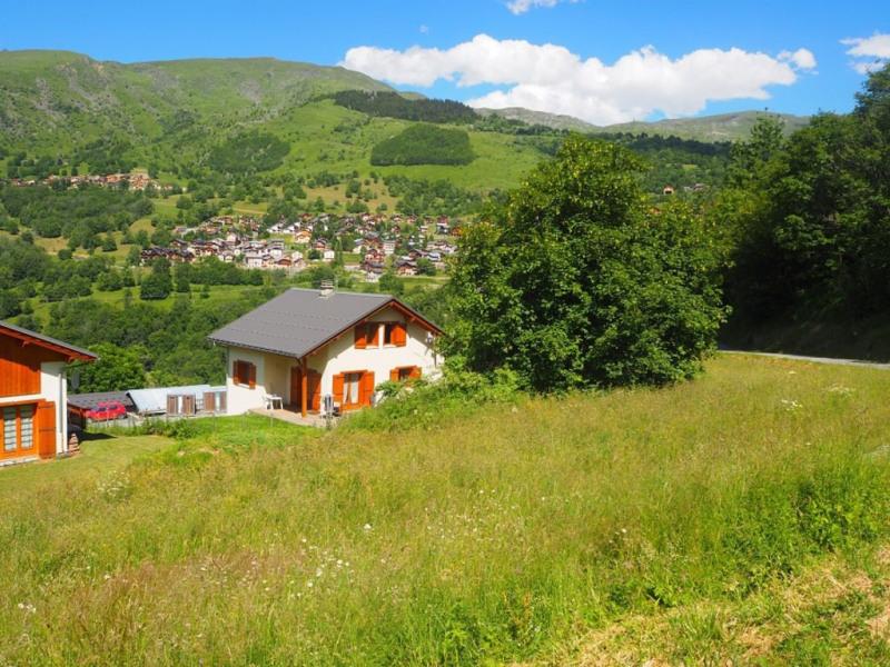 Vente terrain constructible saint martin de belleville for Combien coute un terrain constructible