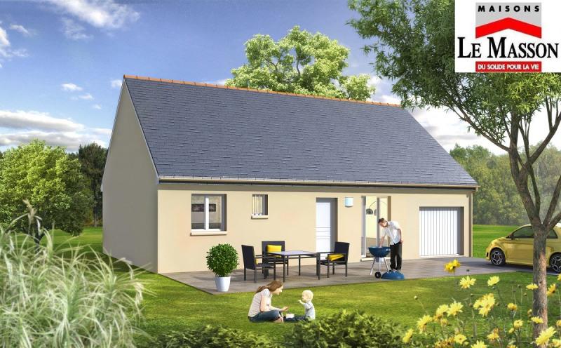 Maison  5 pièces + Terrain 560 m² Bricqueville-sur-Mer par MAISONS LE MASSON SAINT LO