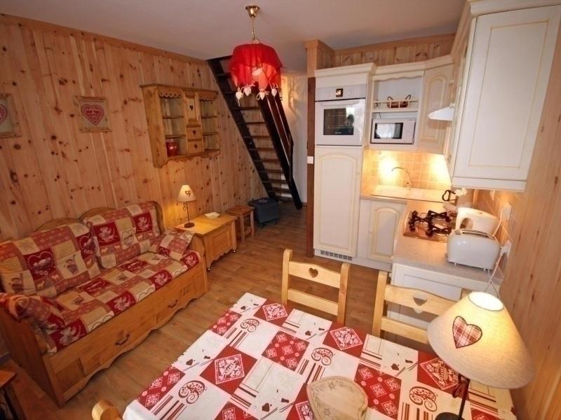 Location vacances Valloire -  Appartement - 4 personnes - Barbecue - Photo N° 1
