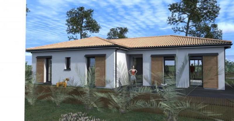 Maison  5 pièces + Terrain 800 m² Hourtin par TANAIS TERRE HABITAT
