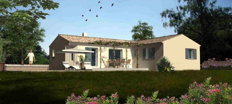 Maison  5 pièces + Terrain 1000 m² Vinon-sur-Verdon par MAISON D'EN FRANCE MIDI MEDITERANNEE SALON