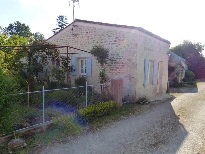 Location vacances Mortagne-sur-Gironde -  Maison - 4 personnes - Barbecue - Photo N° 1