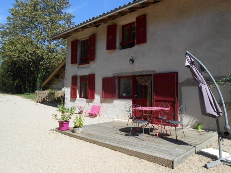 Location vacances Pressiat -  Maison - 6 personnes - Barbecue - Photo N° 1