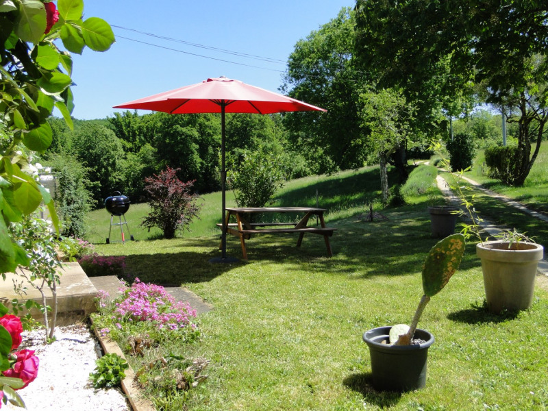 Holiday rentals Les Eyzies-de-Tayac-Sireuil - Apartment - 2 persons - Garden furniture - Photo N° 1