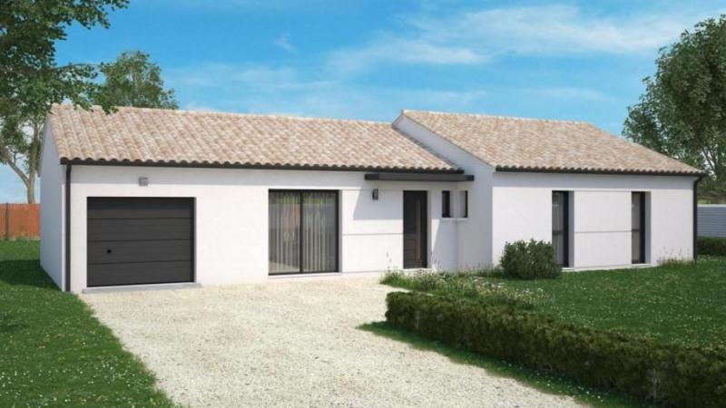 Maison  5 pièces + Terrain 1665 m² Avanton par Maisons Ericlor