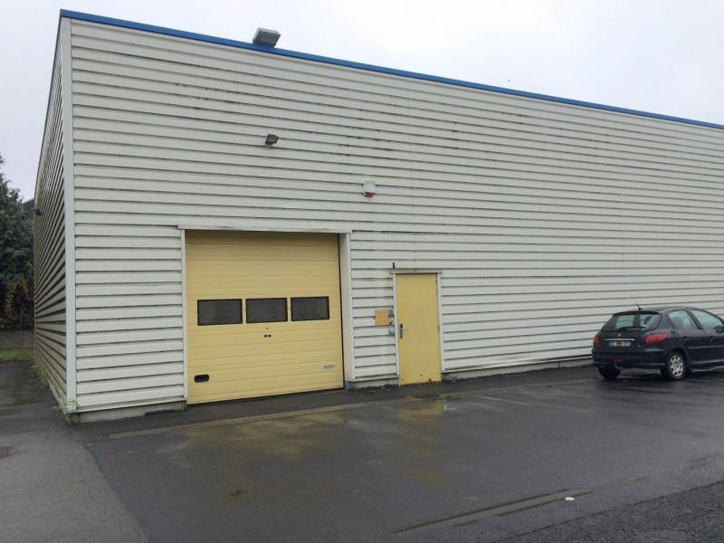 Location Local d'activités / Entrepôt La Sentinelle