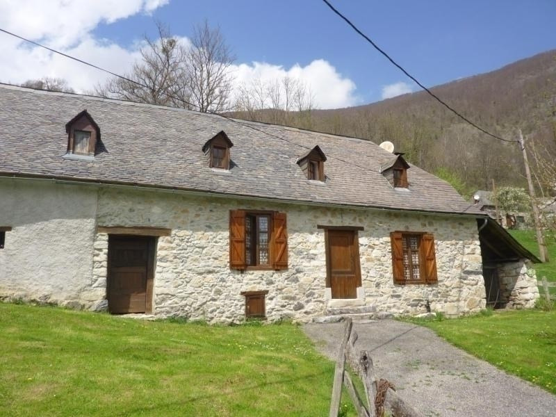 Location vacances Galey -  Maison - 4 personnes - Barbecue - Photo N° 1