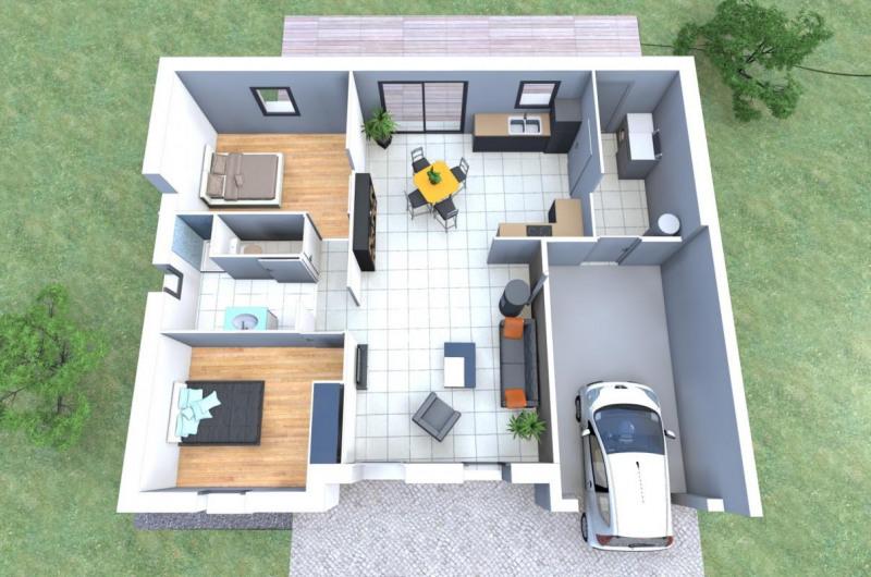 Maison  3 pièces + Terrain 392 m² Saint-Révérend par ALLIANCE CONSTRUCTION CHALLANS