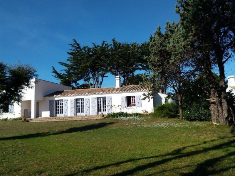 Grande maison familiale, calme, 30 m plage la Luzeronde, vue sur marais