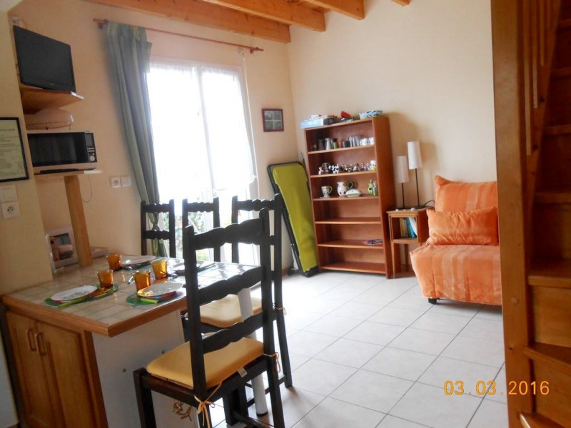 Location vacances Ouistreham -  Maison - 4 personnes - Barbecue - Photo N° 1