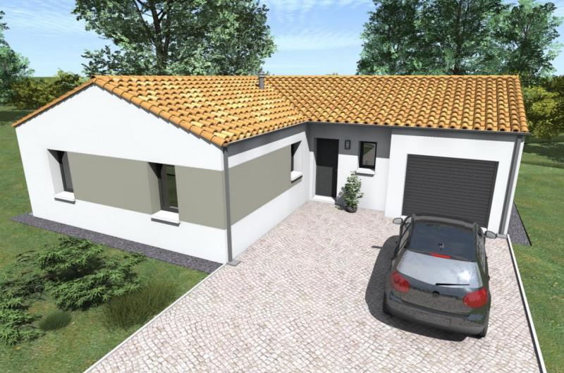 Maison  5 pièces + Terrain 424 m² Roussay par Alliance Construction Cholet