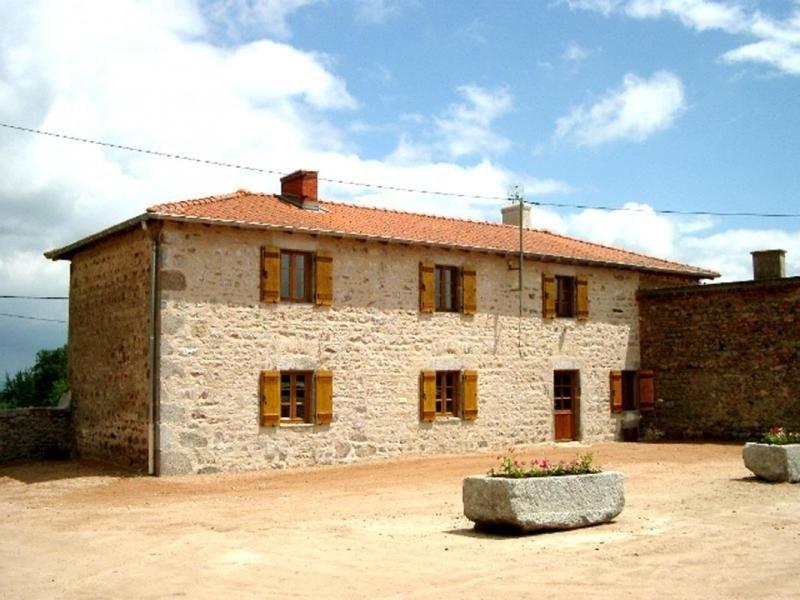 Location vacances Le Crozet -  Maison - 12 personnes - Barbecue - Photo N° 1