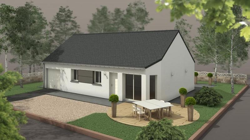 Maison  4 pièces + Terrain 4000 m² Auffay par EXTRACO CREATION