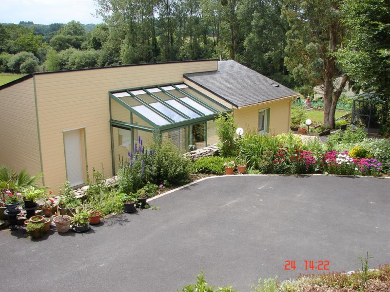 Location vacances Guern -  Maison - 3 personnes - Barbecue - Photo N° 1