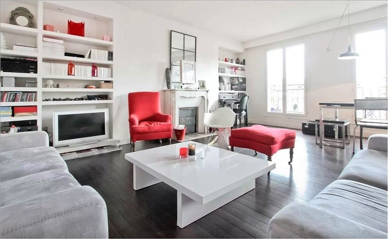 Location Appartement 102,56m² Paris 10ème