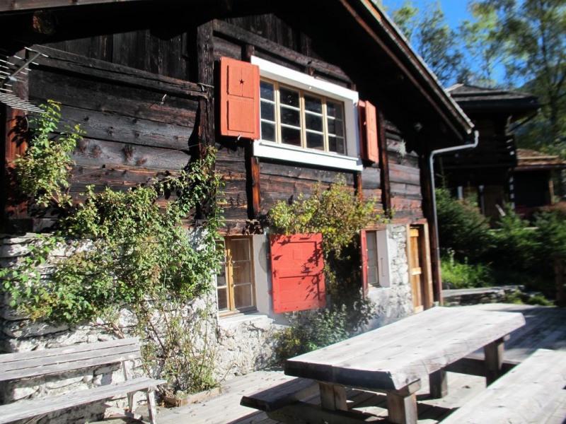 Location vacances Chamonix-Mont-Blanc -  Maison - 6 personnes - Barbecue - Photo N° 1