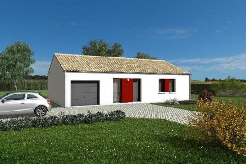 Maison  4 pièces + Terrain 521 m² Bois-de-Céné par Primea