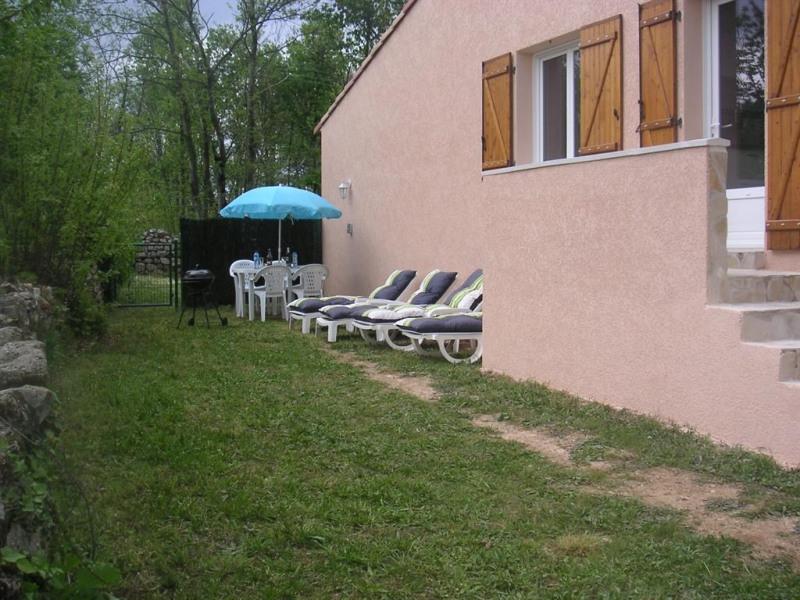 Ferienwohnungen Banne - Hütte - 5 Personen - Grill - Foto Nr. 1