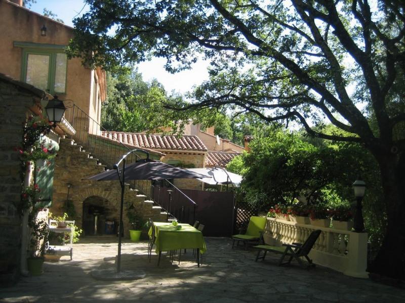 Location vacances Durfort-et-Saint-Martin-de-Sossenac -  Appartement - 4 personnes - Barbecue - Photo N° 1