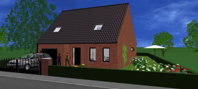 Maison  5 pièces + Terrain 500 m² Orchies par Maison Familiale - Lille