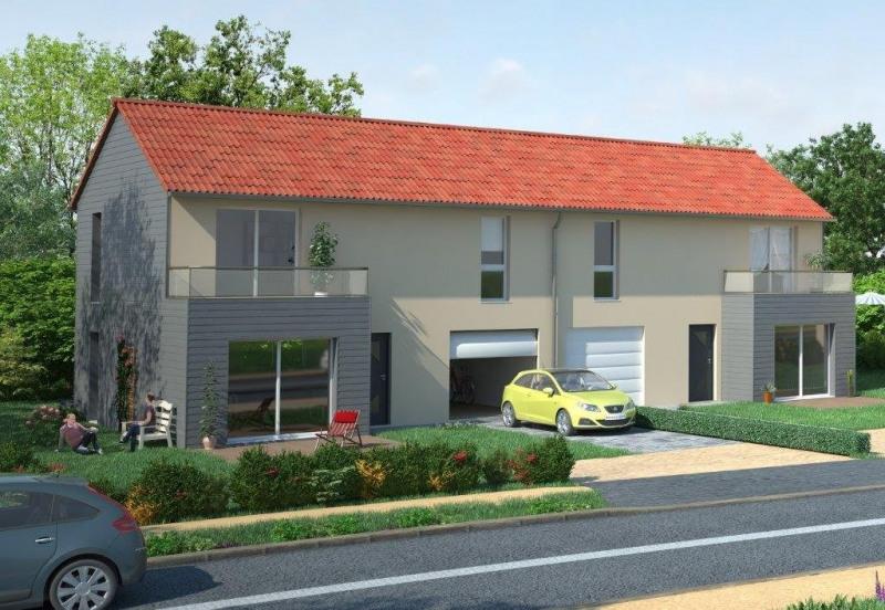 Maison  5 pièces + Terrain 400 m² Vigy par MAISONS OXEO