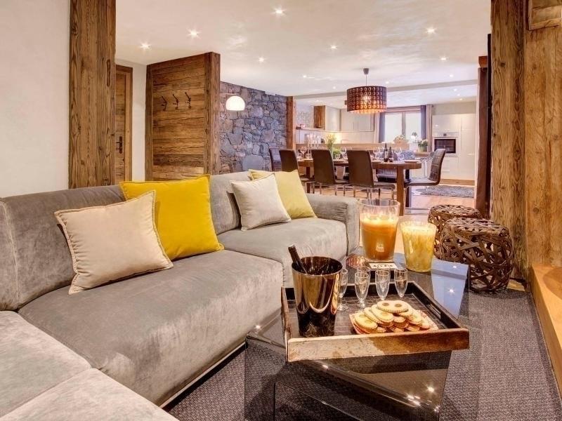 Location vacances La Clusaz -  Appartement - 10 personnes - Télévision - Photo N° 1