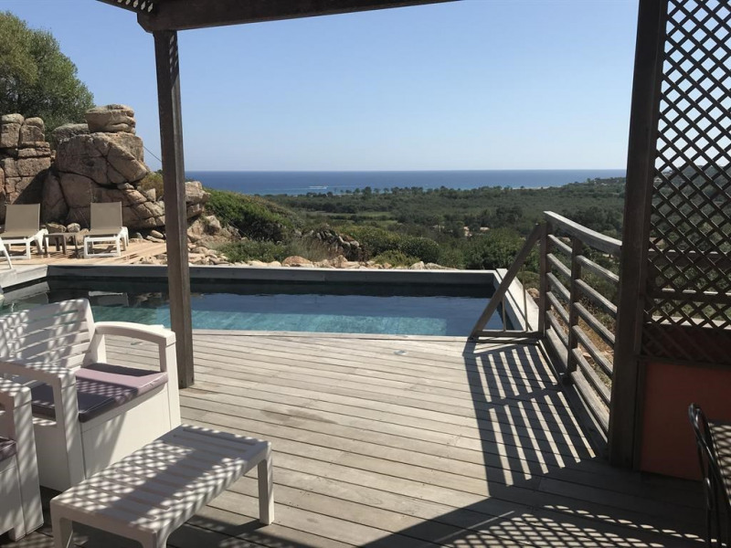 Holiday rentals Zonza - House - 7 persons - Garden furniture - Photo N° 1