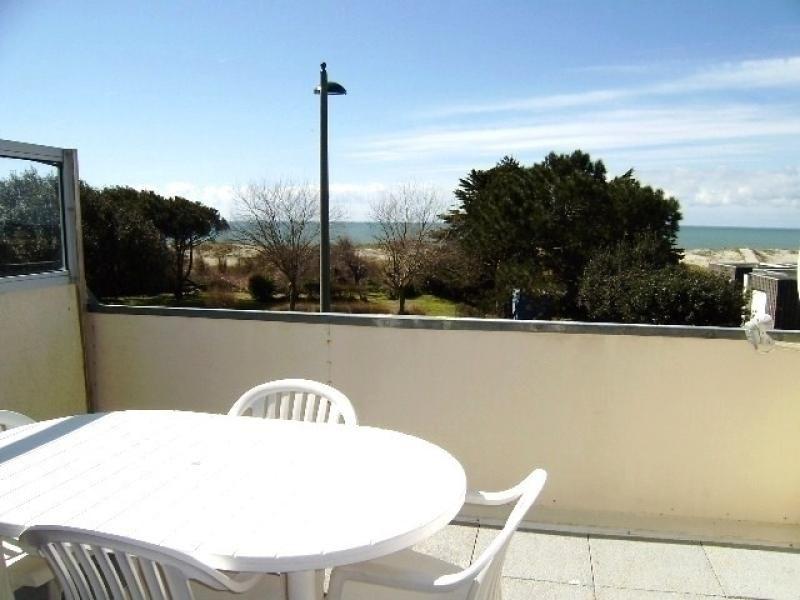 Location vacances Saint-Gildas-de-Rhuys -  Appartement - 4 personnes - Télévision - Photo N° 1