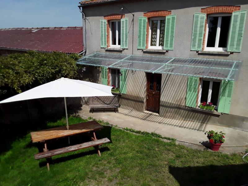 Location vacances Auzon -  Gite - 6 personnes - Barbecue - Photo N° 1