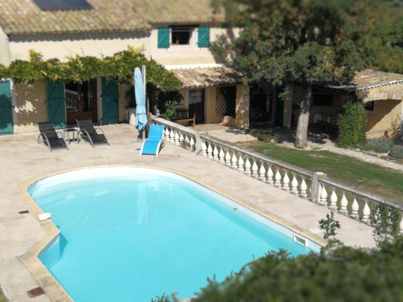Alquileres de vacaciones Saint-Julien-de-Peyrolas - Casa - 10 personas - BBQ - Foto N° 1