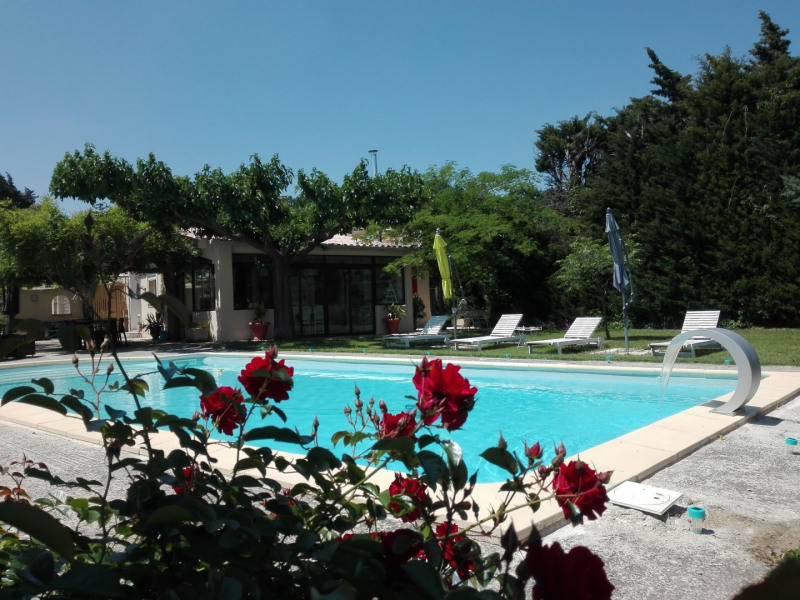 Cottages with swimming pool in Provence countrysid - Bedarrides