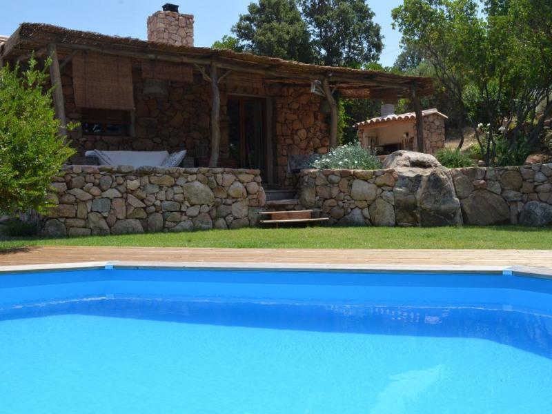 Bergerie de Charme à 2 pas du Golfe de Pinarello avec piscine privée, Corse
