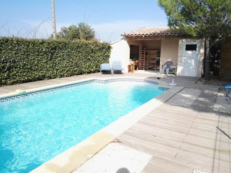 Maison pour 6 pers. avec piscine privée, Poulx